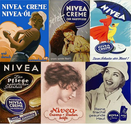 Alison Knowles Nivea Cream Piece (1962) - for Oscar Williams